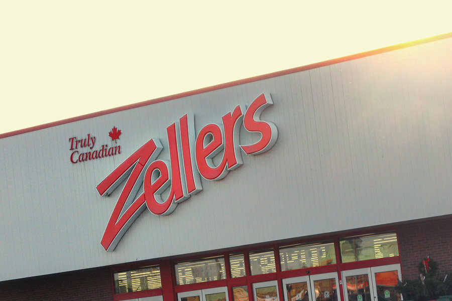 Zellers Wins Bad Award Dec 2009
